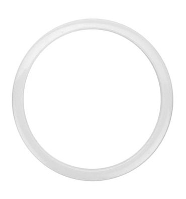 "Bass Drum O's Bass Drum Port 6"" White"