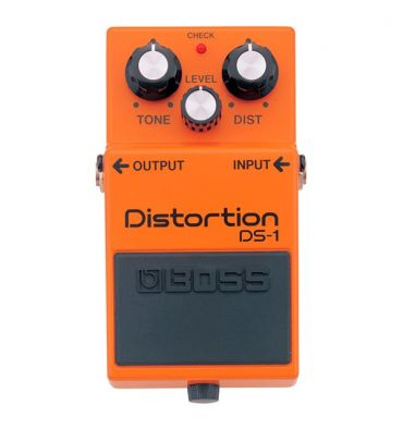 BOSS Pedal Compacto Distortion