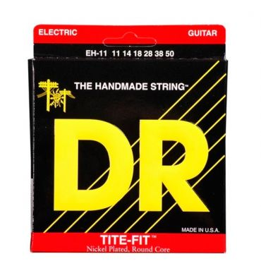 DR Strings TITE-FIT Extra Heavy EH-11 Nickel Plated