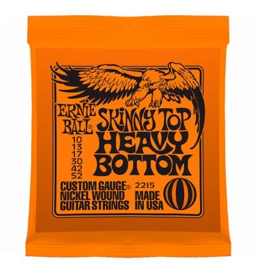 Ernie Ball Skinny Top Heavy Bottom .010 - .052