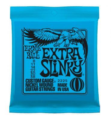 Ernie Ball Extra Slinky .008 - .038