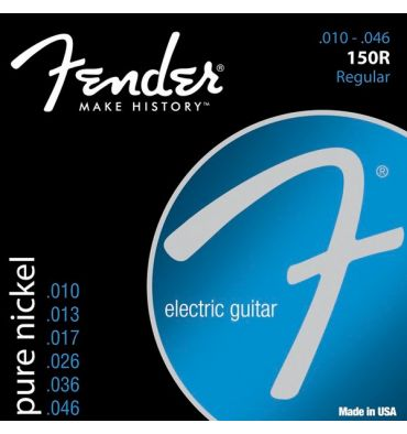 Fender Pure Nickel Regular .010 - .046