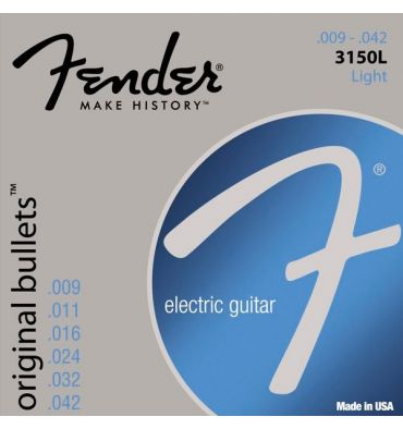 Fender Original Bullets Light .009 - 042