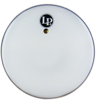 "Latin Percussion 15"" Smooth White - Timbales"