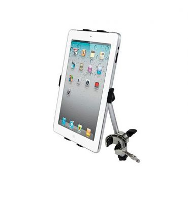 Monoprice Base para iPad 2/3/4 con Clamp